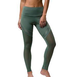 Onzie Pants - onzie sage mesh legging